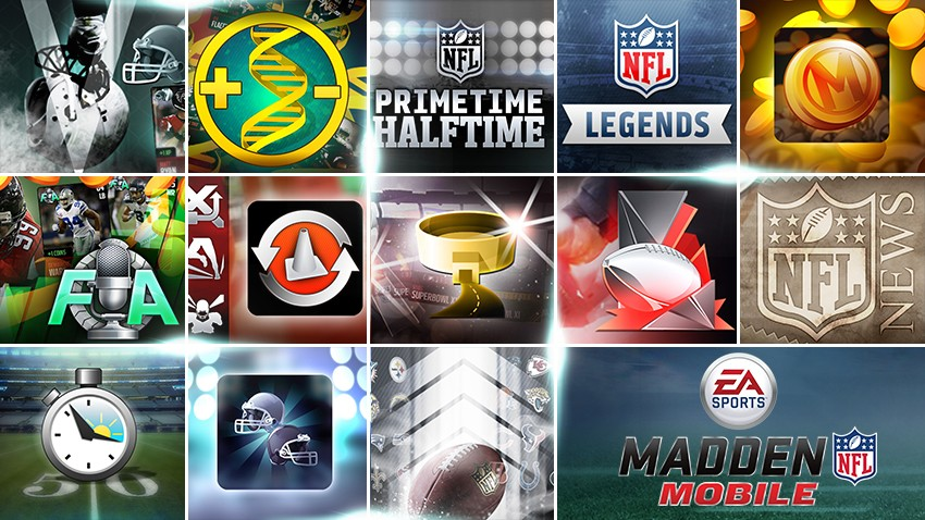 Madden NFL Mobile Live Event Schedule - Updating Everyday